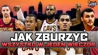 CAVS WYRZUCILI PÓŁ SKŁADU ► Kto tam teraz gra? | NBA po POLSKU