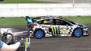 Automobilista VRX FORD FOCUS RS RX 2017