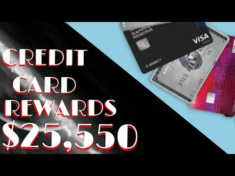 Credit cards rewards   $25,550 Dividend Portfolio