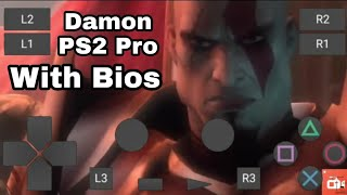 Damon Ps2 Pro Emulator Free Download With Complete Bios For