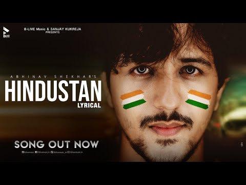 hindustan-|-lyrical-video-song-|-abhinav-shekhar-|-aditya-dev-|-new-hindi-songs-2021-|-blive-music