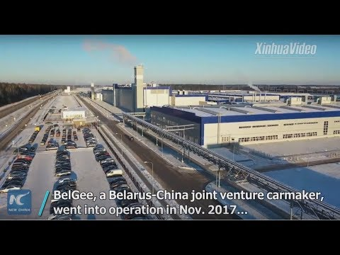 Belarus Auto Industry Boosted In Partnership With Chinese Automaker
