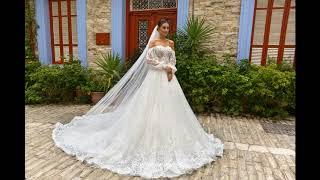 Свадебные платья Monreal 2018