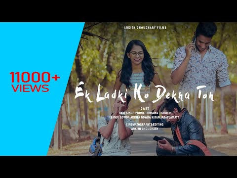 Ek Ladki Ko Dekha Toh Aisa Laga|Darshan Raval|Ankith Photography|Video Album