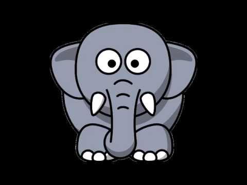 Le Canzoni Del Nido 3 L Elefante Con Le Ghette 1990 Youtube