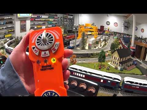 Lionel LionChief/LionChief+  Universal Remote Review & Operation