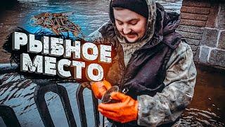 Рыбное место Магнитная рыбалка и Приятный усач