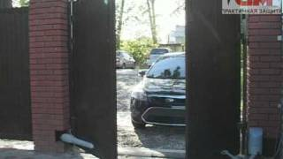 Распашные ворота(, 2011-05-09T12:43:22.000Z)