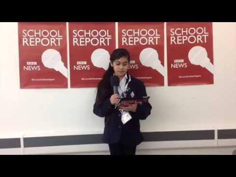 BBC School Report 2015 - Homework