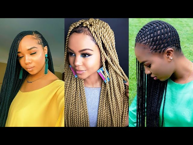 2020 Flyest African Braiding Hairstyles ! Check em out!
