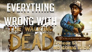 GamingSins:  Everything Wrong with The Walking Dead - Season 2 - Episode 5: No Going Back