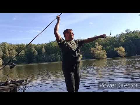 Etang Le Fays Carp Fishing In France Oct 2019