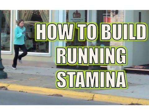 How To Build Running Stamina Youtube