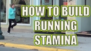 How to Build Running Stamina