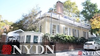 A Tour of Gracie Mansion: Windows On The City