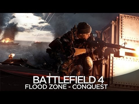 Battlefield 4 - Conqueror - Gameplay