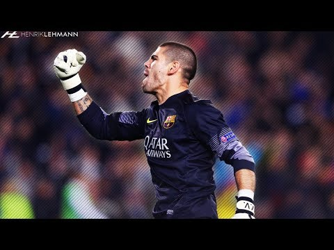 Victor Valdés - Greatest Saves | 2002-2014