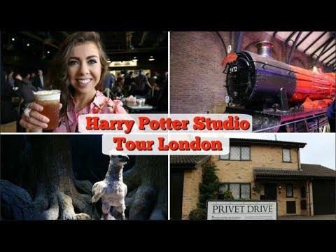 Harry Potter Studio Tour London | March 2018