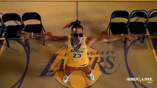 A Correr Los Lakers (Remix) BTS Ozuna FPV Detras de camaras