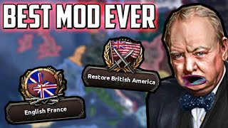 The Best Setting For A HOI4 Mod EVER!