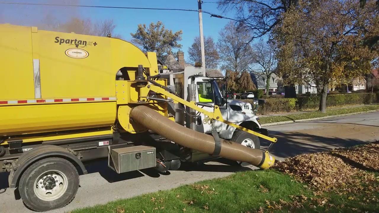 Spartan Hook Lift Vacuum- Lakewood Ohio