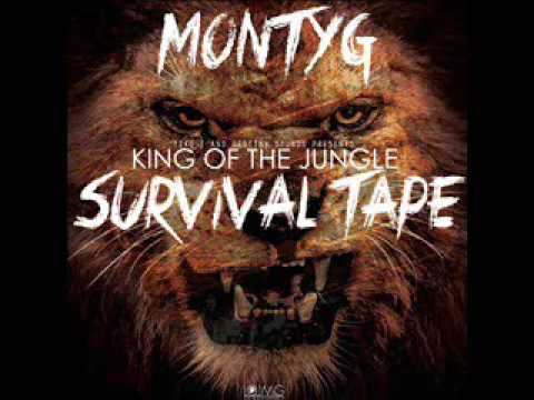 Monty G - King of the Jungle Survival Tape