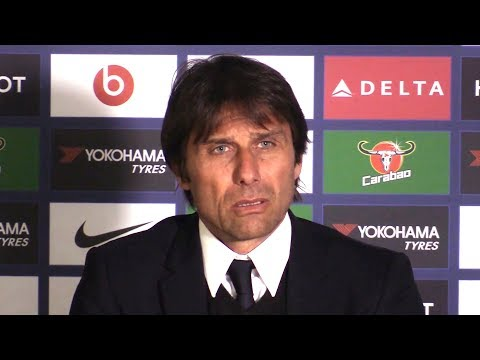 Chelsea 1-3 Tottenham - Antonio Conte Full Post Match Press Conference - Premier League