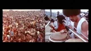 Santana - Soul Sacrifice Woodstock (1969)