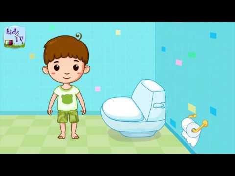 Как научить ребенка ходить на унитаз