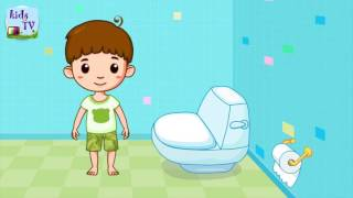 Приучение ребёнка к туалету. Обучающий мультик.