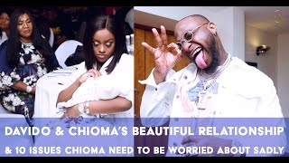Davido amp Chioma39s Relationship Is Beautiful Sadly Chioma Need To Be Worried About These Issues
