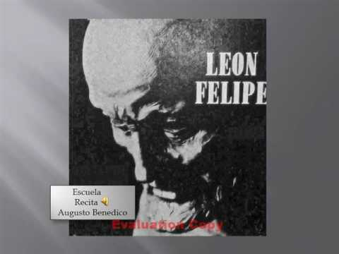Leon Felipe Escuela