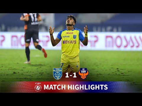 Highlights - Kerala Blasters 1-1 FC Goa - Match 68 | Hero ISL 2020-21
