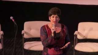 Lori Hanau at Slow Living Summit June 1, 2012
