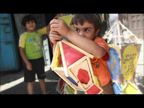 Ramadan in Gaza, Palestine (Islamic Relief)