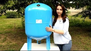 видео Бак для воды Полимер F 500 литров