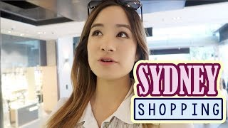 Shopping in Sydney | Going back home~