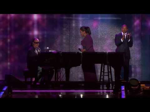 Jamie Foxx & Stevie Wonder - Isn't she lovely