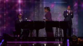 Jamie Foxx & Stevie Wonder - Isn