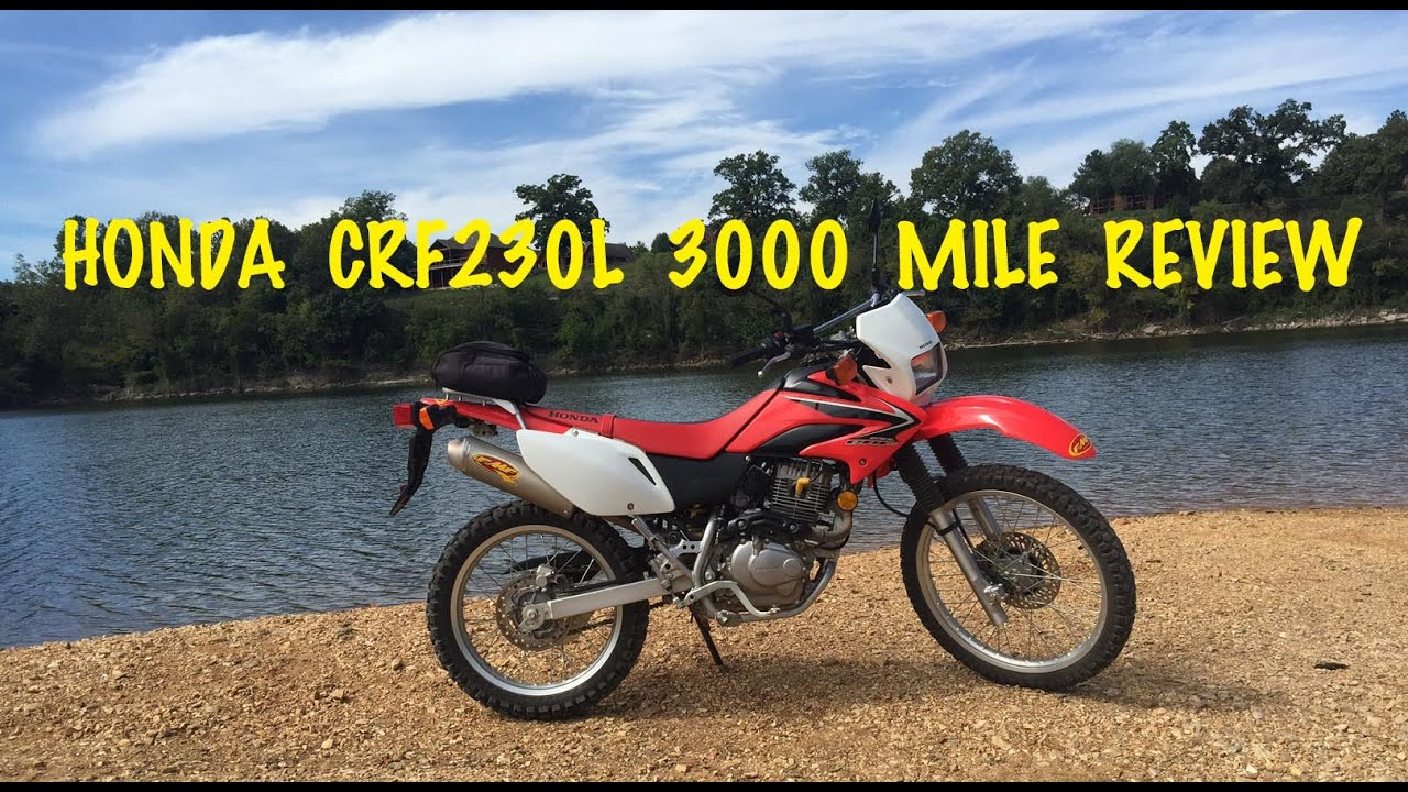 Honda Dual Sport >> HONDA CRF230L 3000 Mile Review - CRF230L VS CRF250L Dual