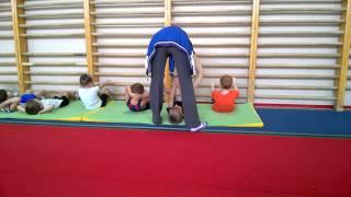 Спортивная гимнастика, Мостепанова О.В. (лучший детский тренер Динамо Москва)