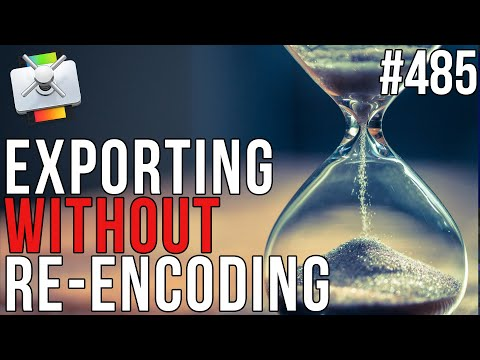 MBS 485: Exporting Without Re-encoding In Compressor