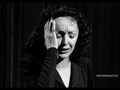 Edith Piaf - L´Accordeoniste