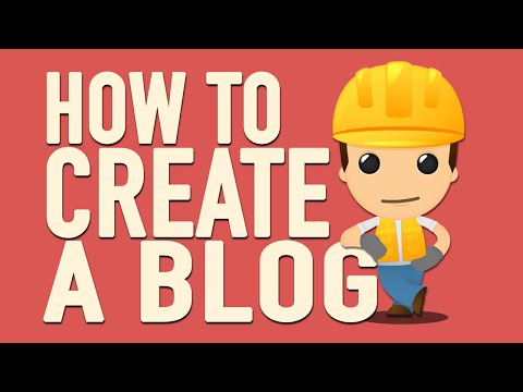 How To Create A Profitable Blog In WordPress For Beginners - 동영상