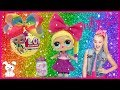 JOJO SIWA 🎀 Custom LOL SURPRISE CONFETTI POP DIY |SugarBunnyHops