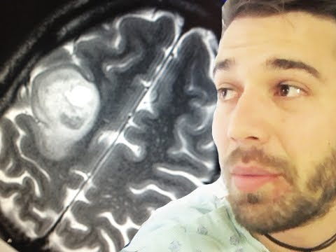 ITS NOT A TUMOR (WAIT IT IS)... (2.24.12 - Day 1030)