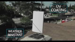 Antop AT-400 Flat-Panel Outdoor HDTV Antennas