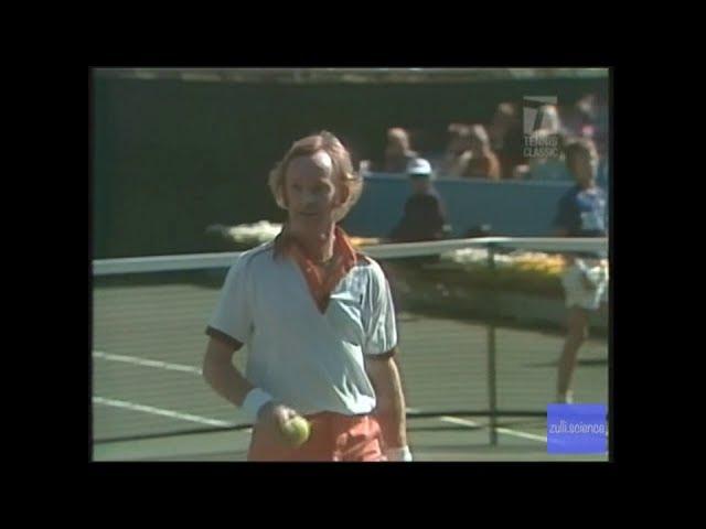 Rod Laver vs. Bjorn Borg (1977)