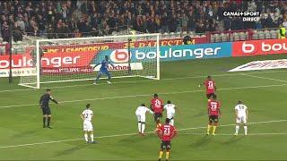 Ligue 2 - 26ème journée : Lens / Niort - Ouverture du score Lensoise sur penalty !