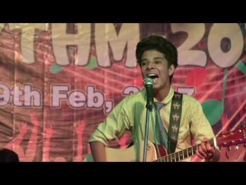 Milne Hai Mujse Aai Live By Sahil